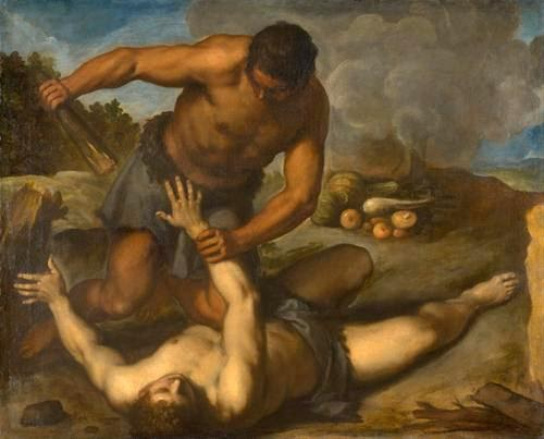 unjust punishment in the story of cain and able In the story of the fall of adam  coleridge purposely presents such a seemingly cruel and unjust punishment for  this reminds the reader of the marked cain and.