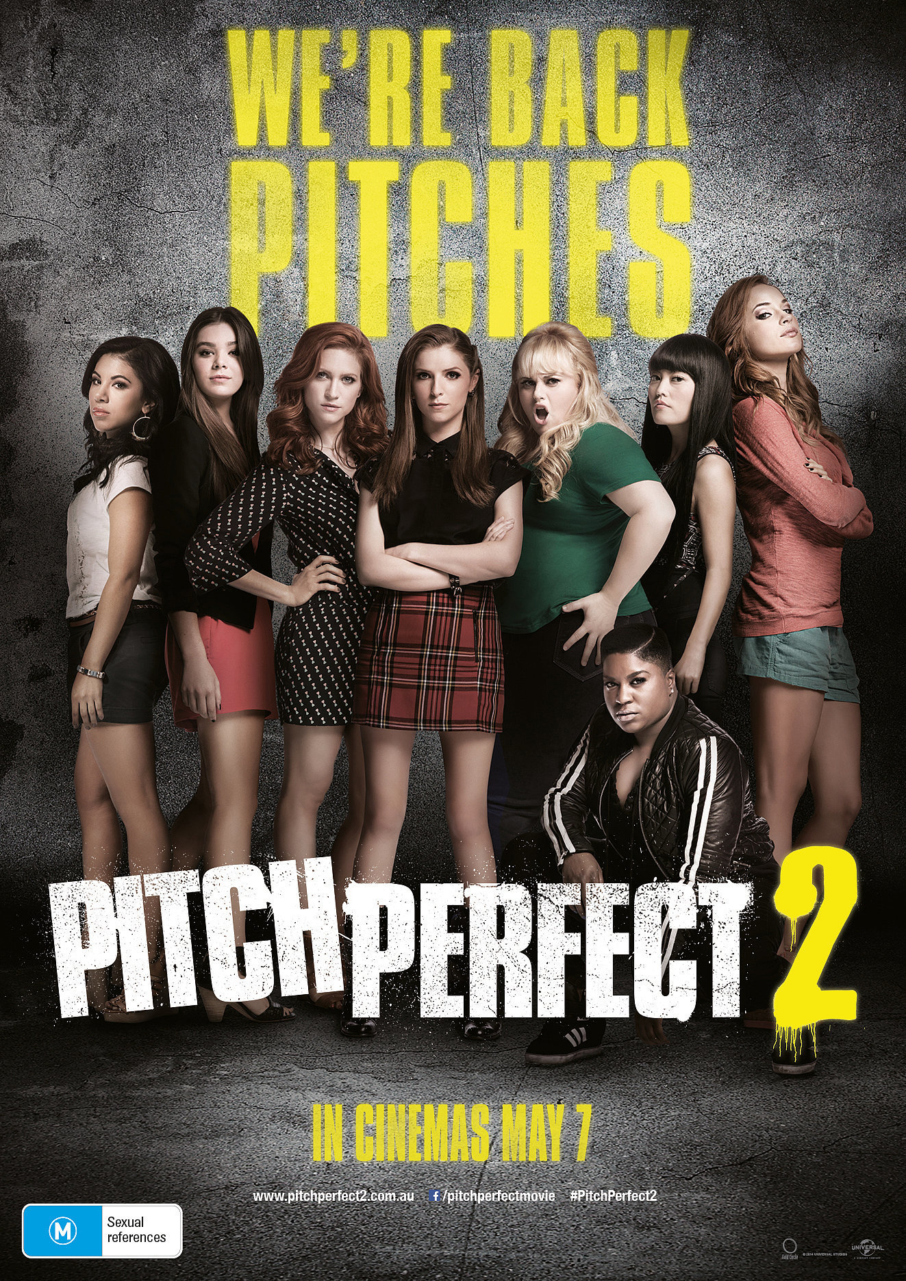 Pitch Perfect 2     Movie DiscussionPitch Perfect 2