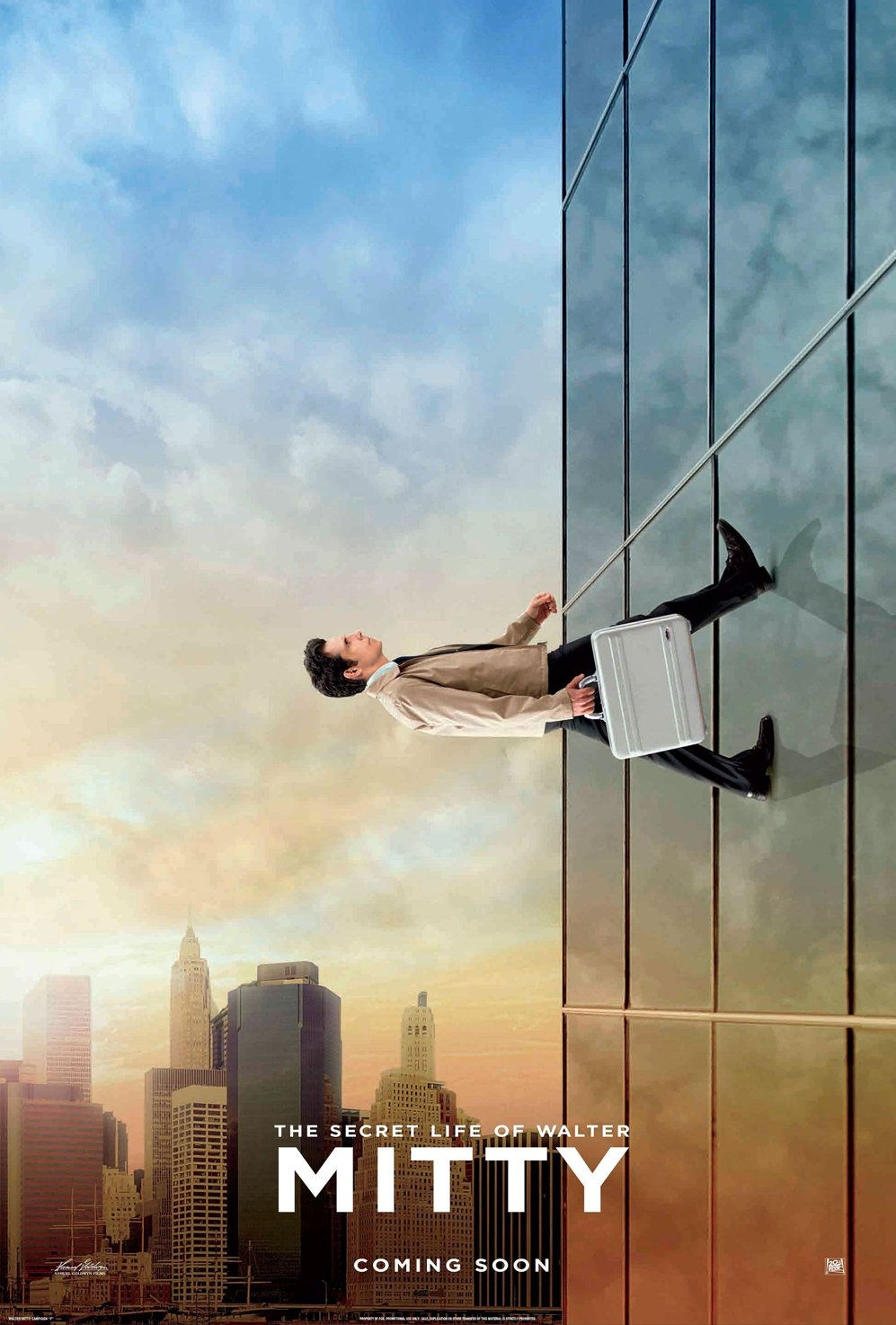 the life of walter mitty alternate The secret life of walter mitty was a 2013 comedy-drama starringben stiller the plot revolved around an assets manager who dreamsdo adventure and the.